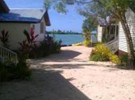 Sesilia's Bayview Bungalows, Fagamalo