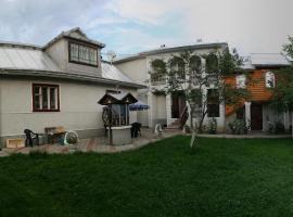Villa Perlyna, Verkhovyna