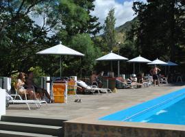 El Condor Hotel Spa, Merlo