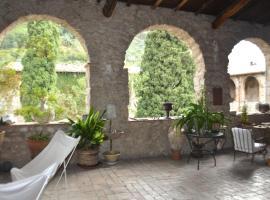 Badia San Sebastiano Rooms, Alatri
