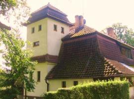 Gospodarstwo Agroturystyczne Leśniczówka, Lubin