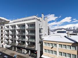 Hotel Piz St. Moritz, São Moritz
