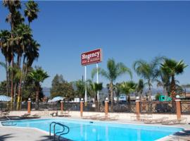 Regency Inn and Suites, Baldwin Park