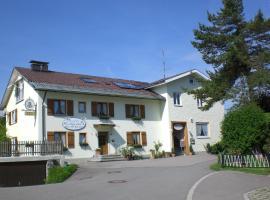 Hotel Hochgratblick, Oberreute