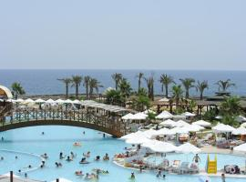 Oz Hotels İncekum Beach Resort & Spa Hotel - All Inclusive, Okurcalar