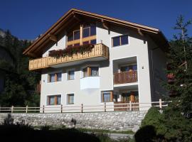 Ciasa Rudiferia Appartamenti in Alta Badia