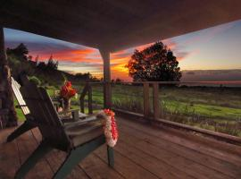 Kohala Lodge- Vacation Rental House, Hawi