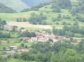 Maison de Montagne, Esbareich