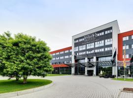 Novina Hotel Herzogenaurach Herzo-Base, Herzogenaurach