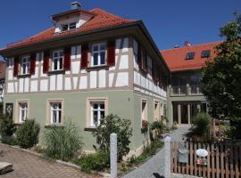 Luisenhof, Geisfeld