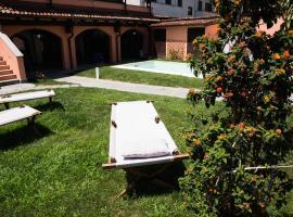 Casa Rosa, San Giuliano Milanese