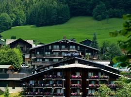 Hotel le Petit Dru, Morzine