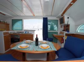 Santorini Island Luxury Yacht Cruise, Vlychada
