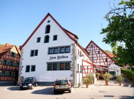 Landhaus Zum Falken, 타우베르첼