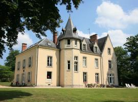 Château Le Briou D'Autry, Méreau