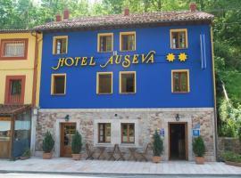 Auseva, Covadonga