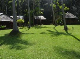 Paradise Lost Resort, Koh Kradan