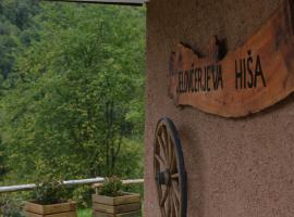 Holiday Home Jelovcerjeva, Idrija pri Bači