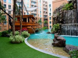 Atlantis luxury Apartment, Pattaya South