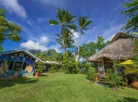 Bora Bora Bungalove, โบราโบรา