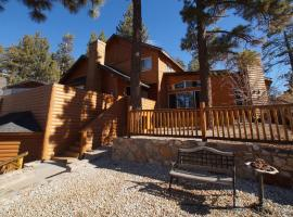 Boulder Bay Castle by Big Bear Cool Cabins