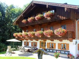 Pension Gerstenbrand, Fischbachau