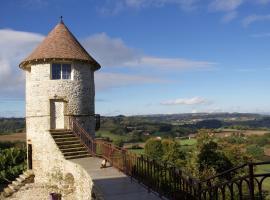 La Tour De Quinsonnas, Sérézin-de-la-Tour