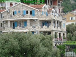 Apartments and Rooms Drago, Sveti Stefan