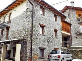 Vecchio Fienile, Aosta