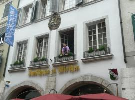 Zunfthaus zu Wirthen, Solothurn