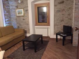 Residenza IMM.R, Spiazzo