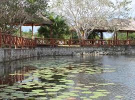 Yum Kin Ecological Resort, Leona Vicario