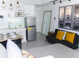 Modern Studio Private Condo, מנילה
