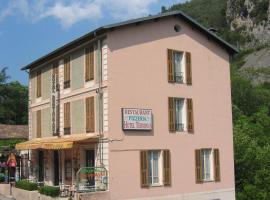 Hôtel Restaurant Le Terminus, Fontan