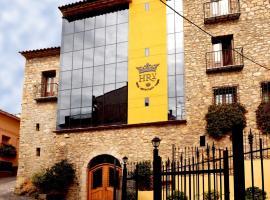 Hotel Restaurante Verdia, Sueras