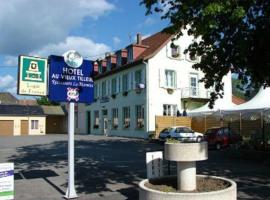 Hôtel Au Vieux Tilleul, Sentheim