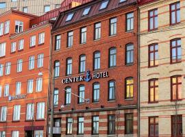 Center Hotel - Sweden Hotels