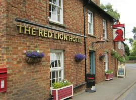 Red Lion Hotel, Salford