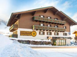 Hotel Sonne, Wagrain