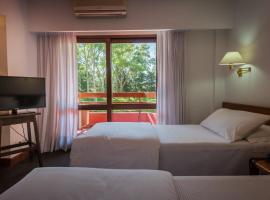 Hotel del Bosque, Pinamar