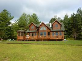 Lake Placid & Whiteface Grand Jay Lodge, Upper Jay