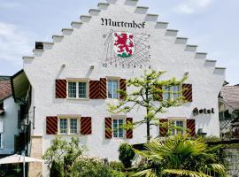 Hotel Murtenhof & Krone, Murten