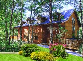 Cabins at Grand Mountain by Thousand Hills Resort, Branson