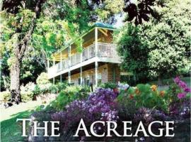 The Acreage Luxury B&B and Guesthouse, North Avoca