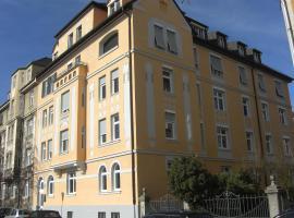 Apartment Aldringenstraße