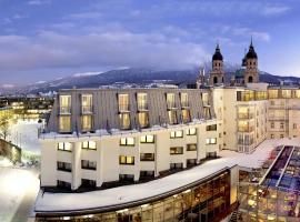 Hotel Grauer Bär, Innsbruck