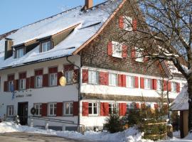 Landhaus Sonne, Hergensweiler