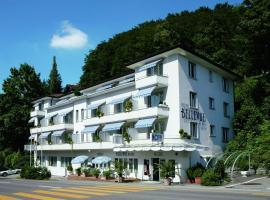 Hotel Bellevue, Lucerne