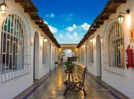 Los Andes Hotel, Nazca