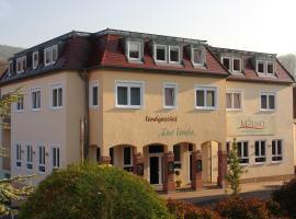Hotel Linde Pfalz, Silz